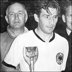 Germany World Champion 1954