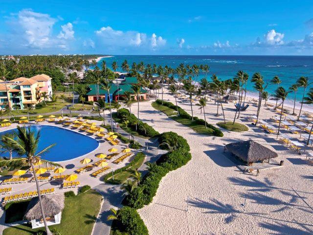 Ocean Blue and Sand Beach Resort - All-Inclusive in Punta Cana, Dominican Republic