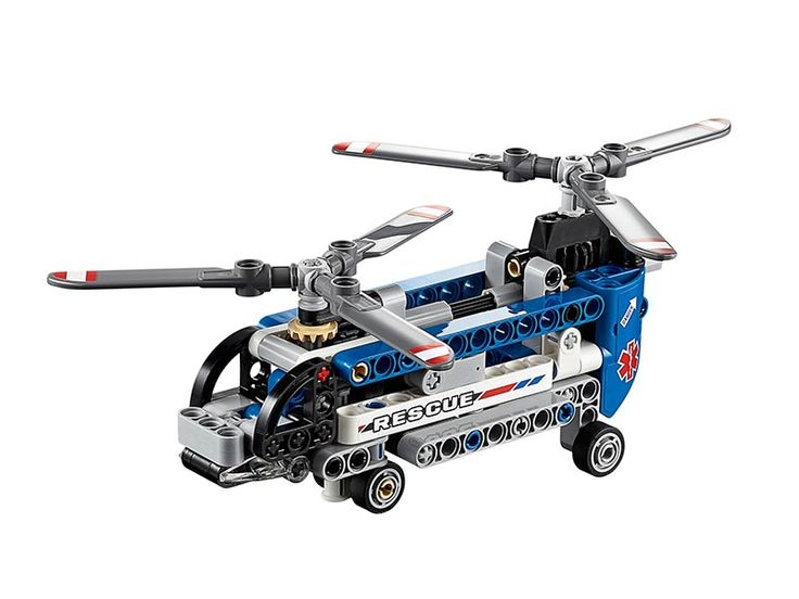 Twin-rotor Helicopter (42020)