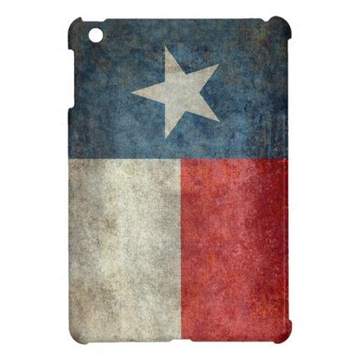 Texas state flag retro ipad mini retina case #Texas #state #flag #retro, USA, #texasflag #texasstateflag #american #america #vintage #lonestarflag, #texan #retrostyle #Texanflag