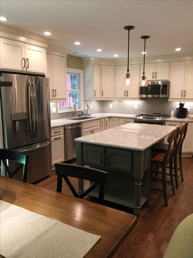 50 Magical Solutions To Small Kitchen Ideas Remodel Layout