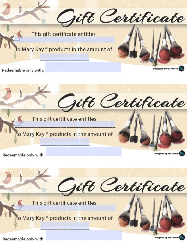 1000+ ideas about Gift Certificates on Pinterest ...