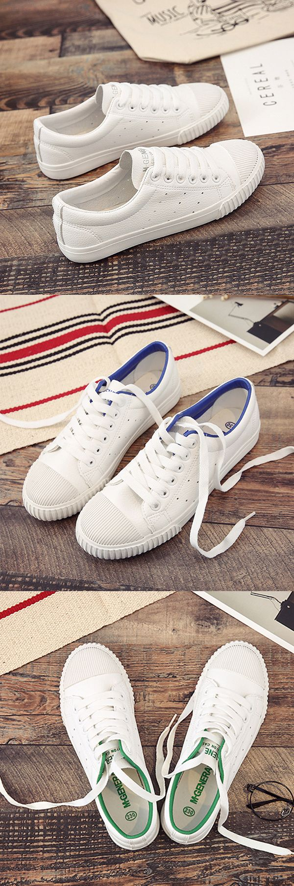 US$21.45  M.GENERAL Comfortable Soft Daily Casual Female Trainers Shoes