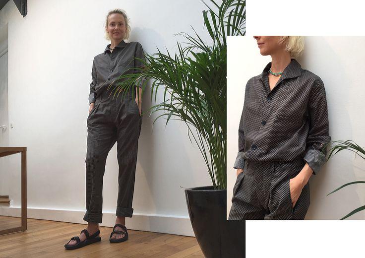 Что новенького: Ольга Карпуть учит носить мужские вещи | Мода | Новости | VOGUE