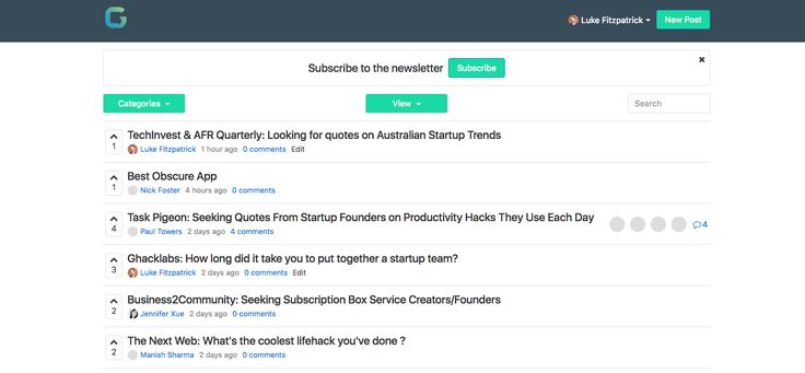 Ghacklabs is a new platform for writers to get quotes from the crowd, ranging from founders, bloggers, influencers to everyday people.