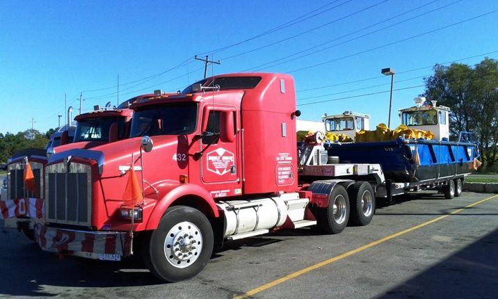 Harold Marcus Trucking is located in Bothwell, Ontario, Canada.