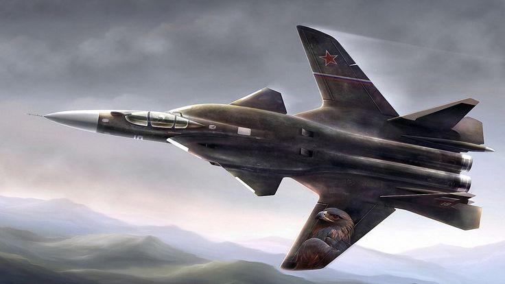 Aircraft jet su-47 berkut Wallpaper - http://www.gbwallpapers.com/aircraft-jet-su-47-berkut-wallpaper/ (Aircraft jet, su-47 berkut, Wallpaper / Aviation)
