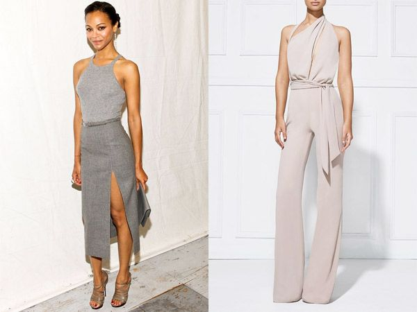 casual wedding guest jumpsuit - brides of adelaide