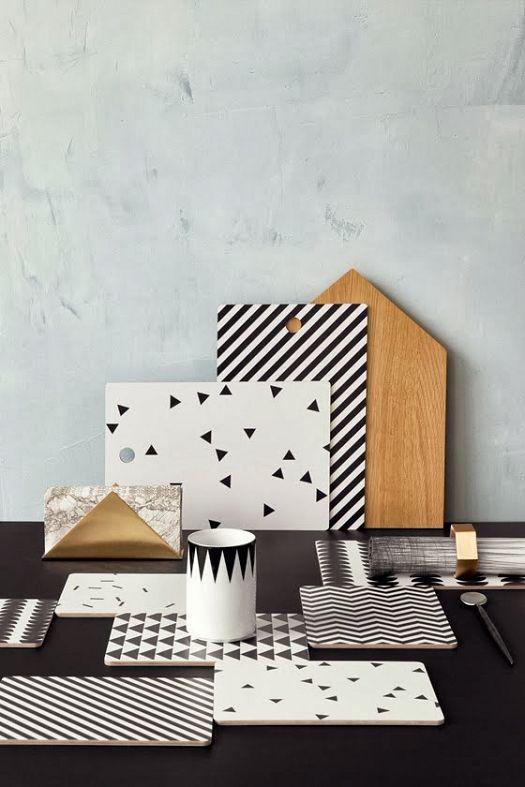 styling, Scandinavian, modern, pattern