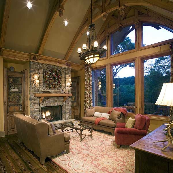 Craftsman House Plans Ranch Style: Best 25+ Craftsman Living Rooms Ideas On Pinterest