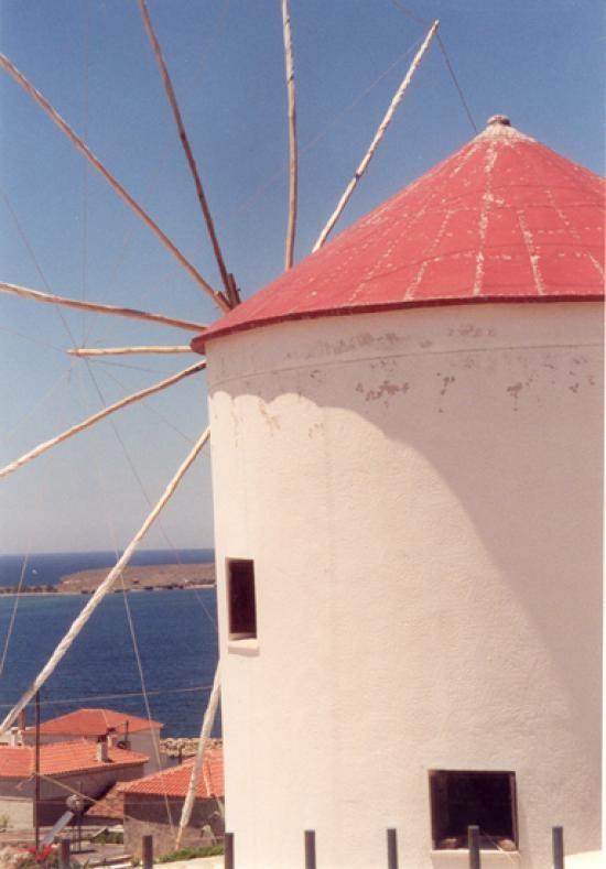 LESBOS, Aegean Islands,Greece