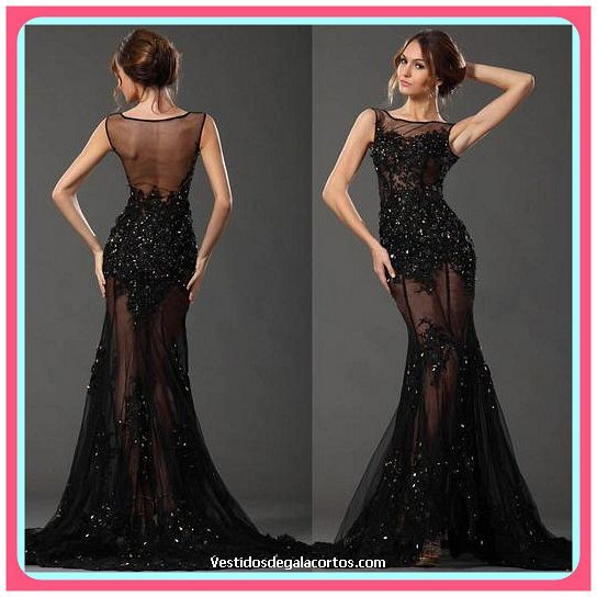 1e5628109afa Modelos de vestidos para noche de gala | Prom Dresses | Vestidos de ...