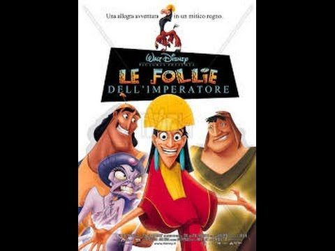 Le follie dell'imperatore - Guarda il film d'animazione italiano - YouTube