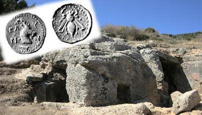 """ΕΛΛΑΝΙΑ ΠΥΛΗ: Αρχαία Έλυρος: Η ισχυρή πόλη των Χανίων που """"έκοβε..."""