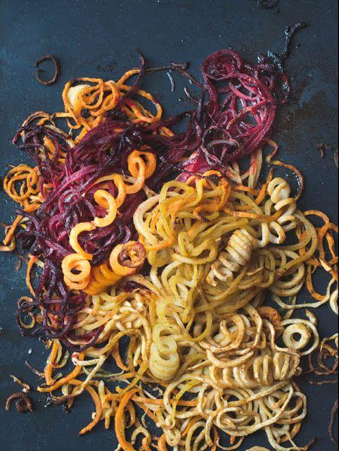 S-Küche: Ofengeröstete Gemüsespiralen und Mini-Moments