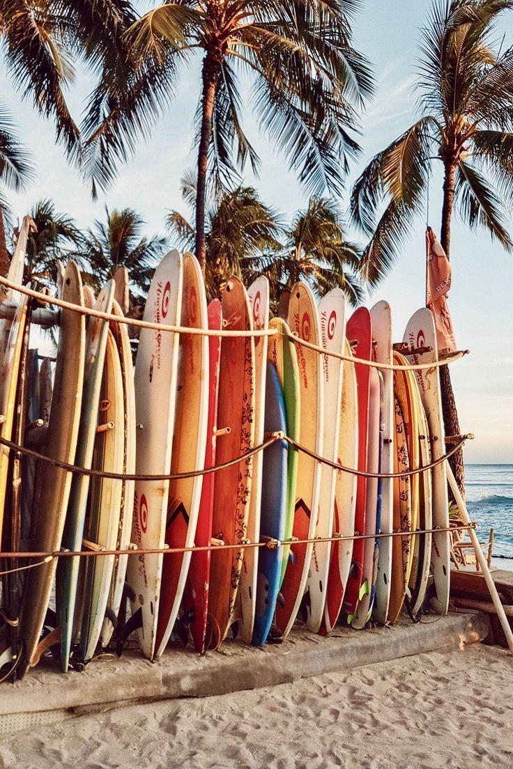 The Ultimate Oahu, Hawaii Guia de Viagem – Os Melhores Hotéis, Praias, Comida …   – Strand