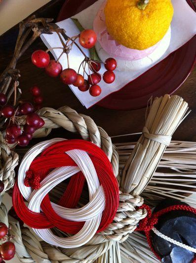 Japanese New Year Ornament|お飾り