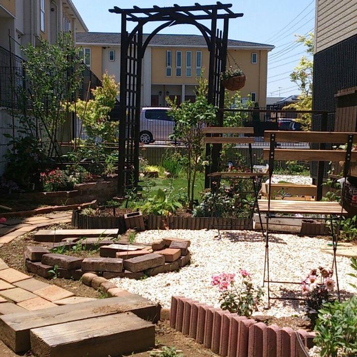 庭づくり garden diy