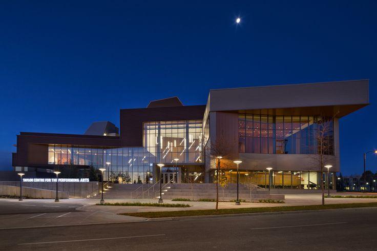 Taylor Centre for the Performing Arts at Mount Royal University | Calgary | Canada | Performing Spaces 2016 | WAN Awards
