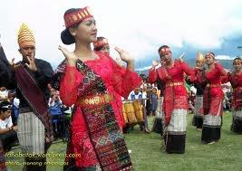 Toba lake festival, Indonesia