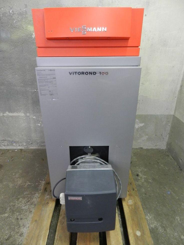 Viessmann Vitorond 100 VR2B Öl-Heiz-Kessel 40kW Vitotronic 100 Bj.2011 Heizung in Heimwerker, Installation, Heizung | eBay!