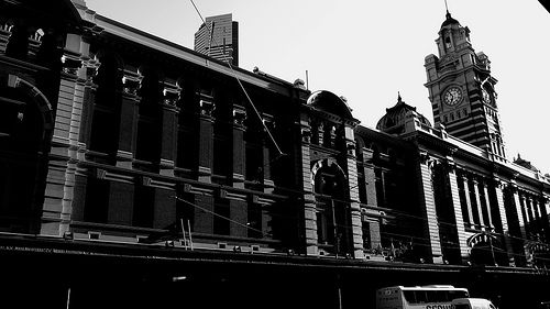 Flinders St Station | Flickr - Photo Sharing!