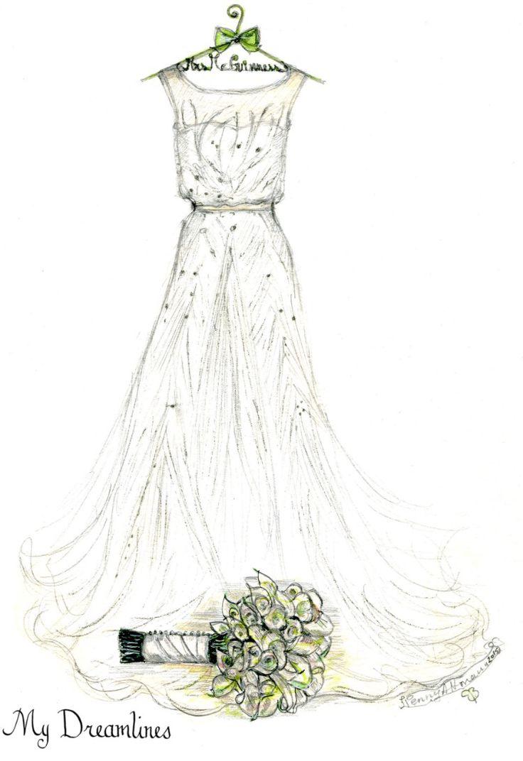 best 25 dress sketches ideas on pinterest fashion