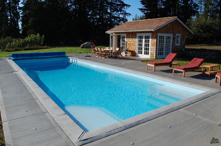 1000 ideas about fiberglass pools on pinterest for Fiberglass pools vs gunite pools