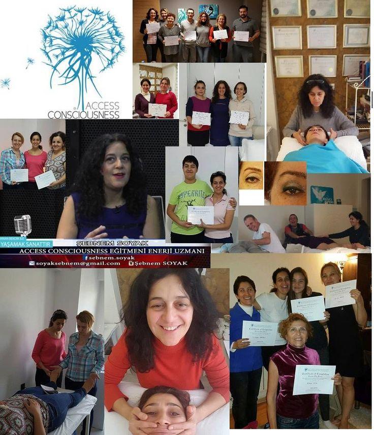Gökhan Şekar Access Consciousness™: Uluslararası Access Bars Uygulayıcılık Eğitimi.