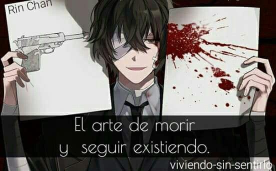 El arte de morir y seguir existiendo.