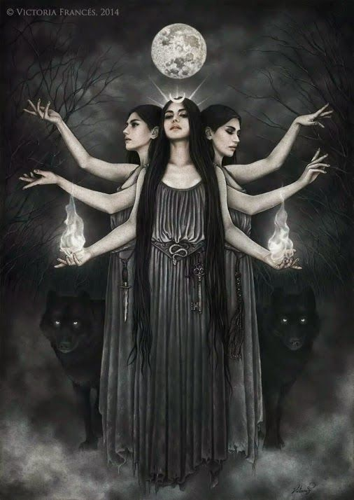 3 Fases da Lua: Mãe Da Eternidade