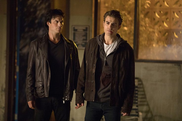 "The Vampire Diaries 8x06 ""Detoured on Some Random Backwoods Path to Hell"""