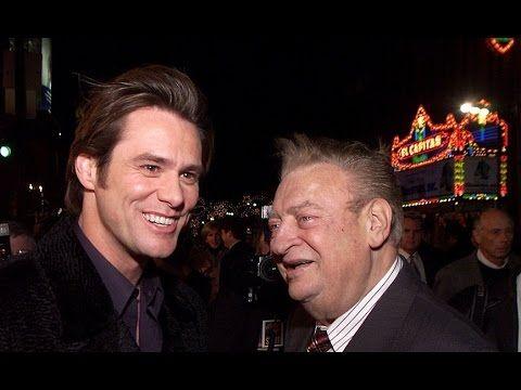 Jim Carrey Talks about His Big Break With Rodney Dangerfield
