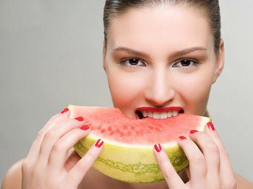 اهتمي بصحتك مع البطيخ