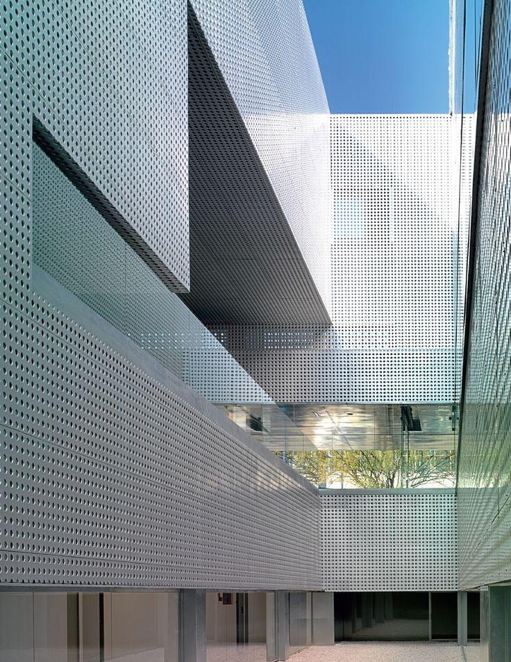 Mgm arquitectos centro hospitalario ictam en sevilla - Arquitectos de sevilla ...