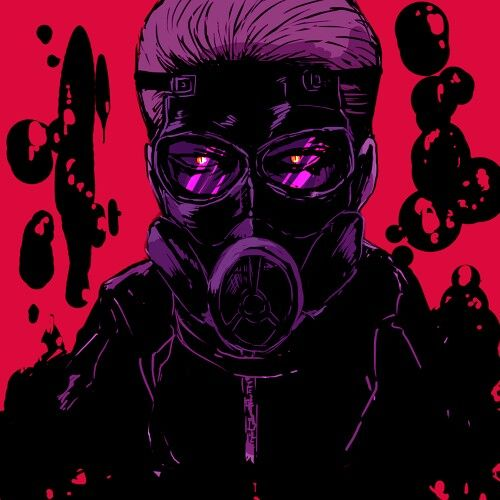 Albert Wesker <--- XD  I thought it was Bertha at first.