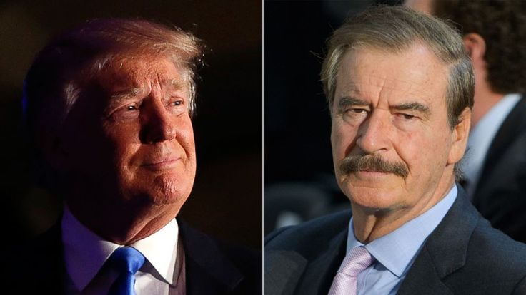 Former Mexican President Vicente Fox's trolling of President Donald Trump on social media shows no sign of slowing down Fox, who was Mexico's president from 2000 to 2006, is one of the commander in chief's most outspoken critics. He's been particularly vocal about plans for a wall along the...