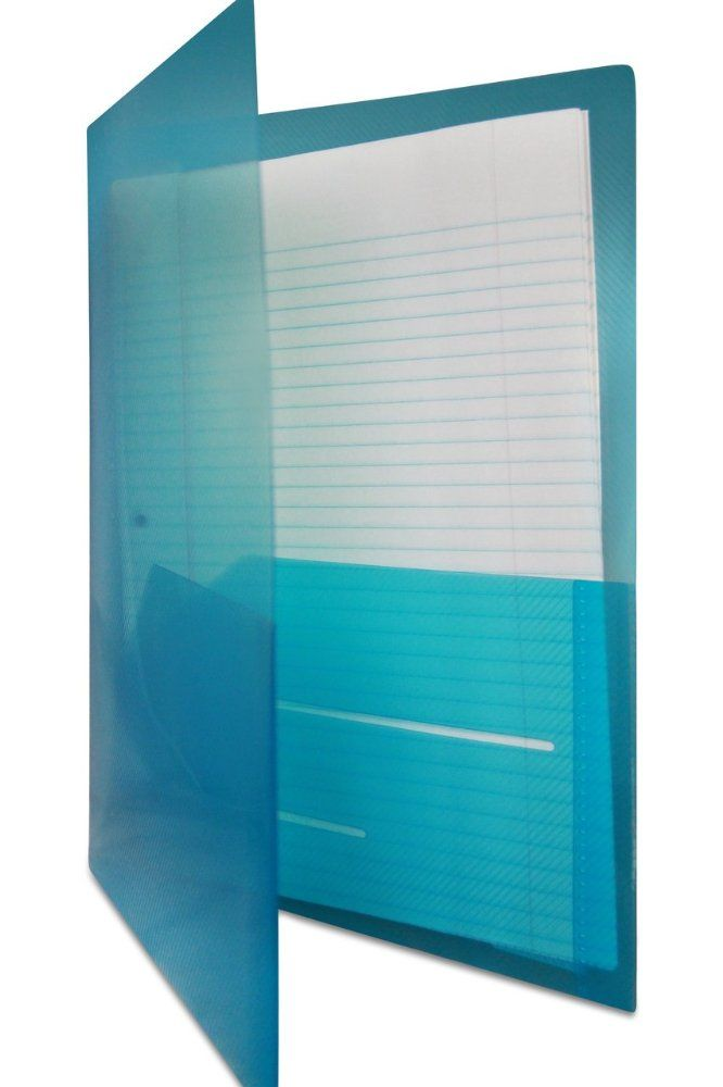 Great Deal @SnagShout! These Clear Heavy Duty Two Pocket Plastic Folders have durable, water-resistant plastic material that help keep documents sheltered. The transparent feature of these folders allow for quick accessing of contents at a glance. .