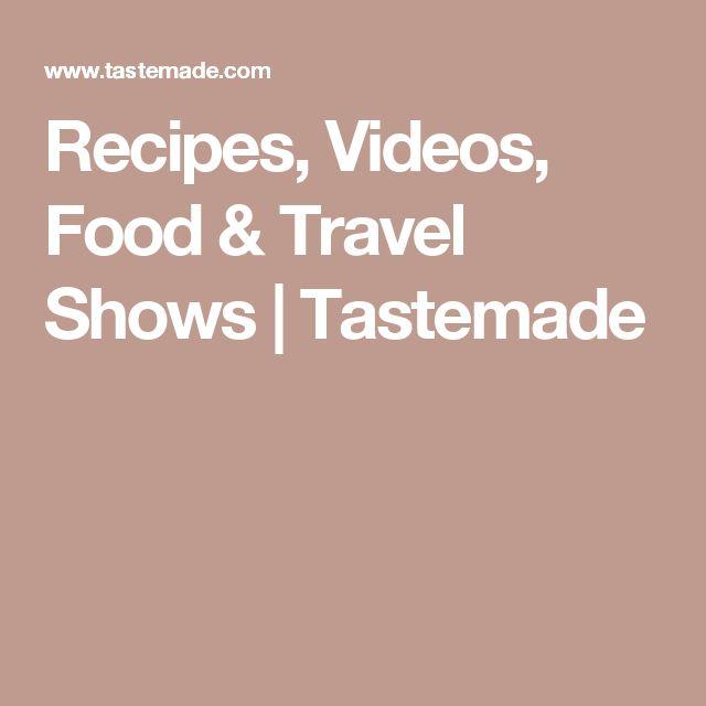 Recipes, Videos, Food & Travel Shows | Tastemade