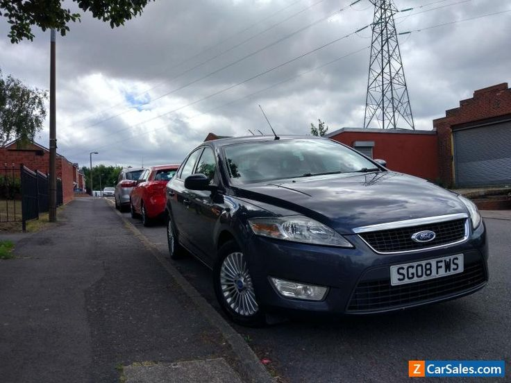 2008 FORD MONDEO 1.8 TDCI 6 SPEED MANUAL #ford #mondeo #forsale #unitedkingdom