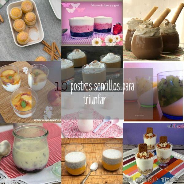 10 postres en vasitos fáciles que no puedes dejar de hacer | kidsandchic