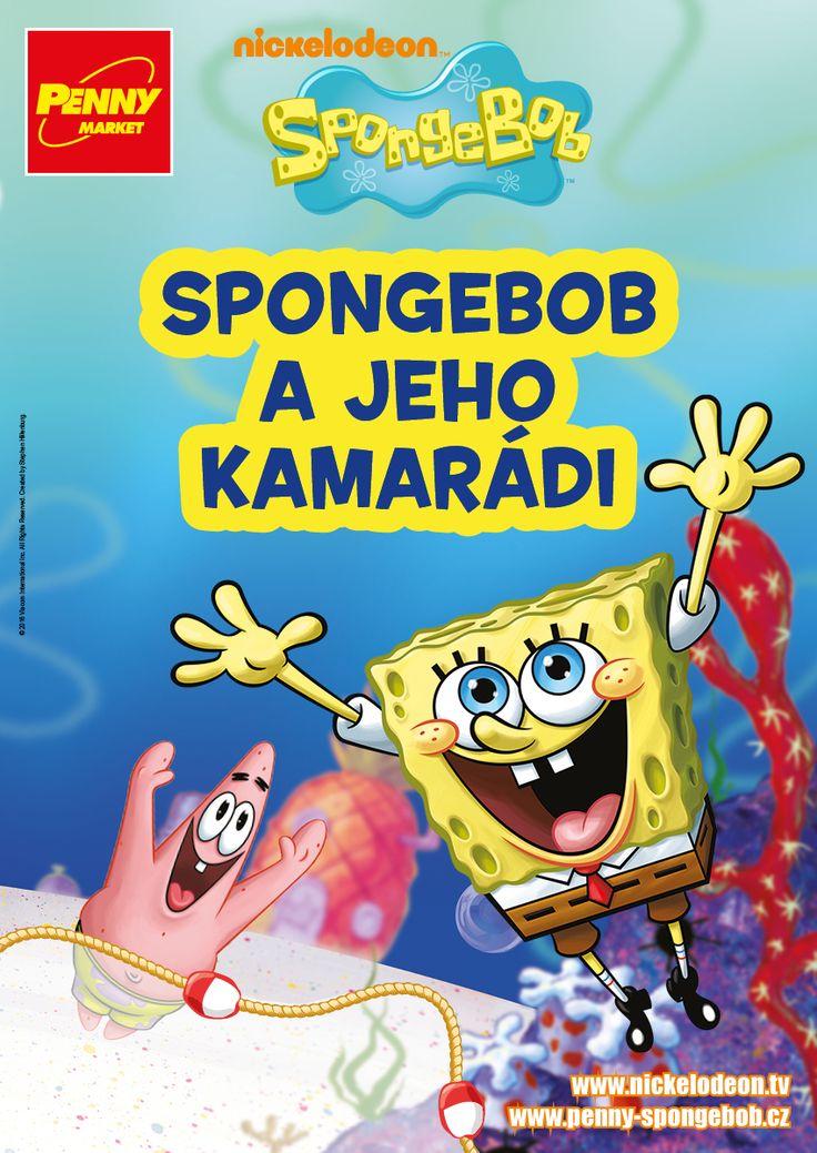 Hrdinové podvodního světa Zátiší Bikin se na vás těší ve všech prodejnách Penny! Udělejte svým dětem radost plyšovým SpongeBobem a jeho legračními plyšovými kamarády.