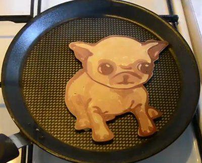 Pancake Art - Foodi