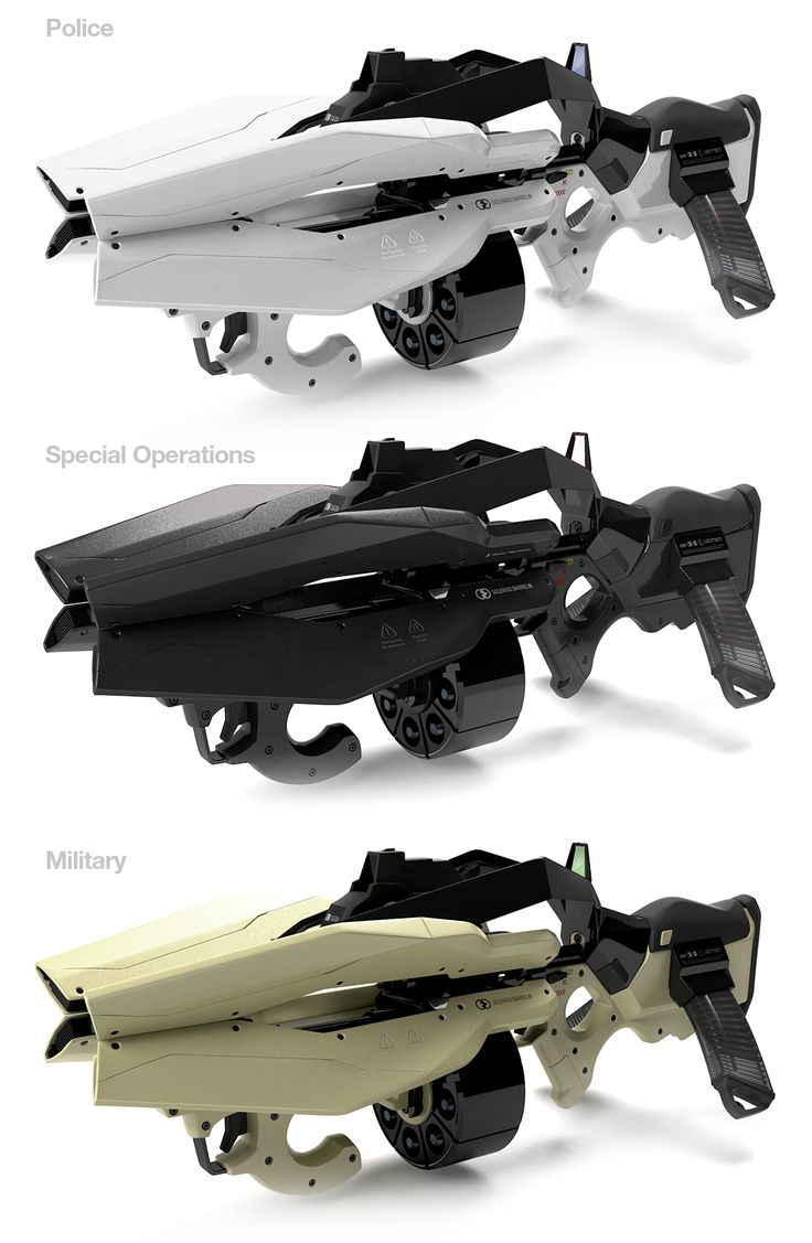 Future Technology Weapons EPIC A1 by ~iPeg on de...
