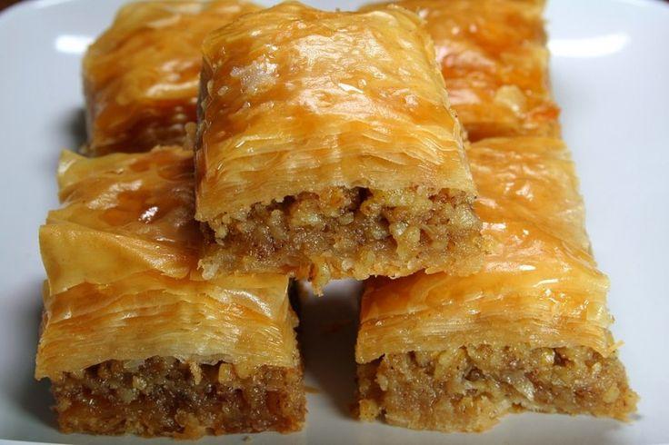 Cucina libanese: addolciamoci con la baklava