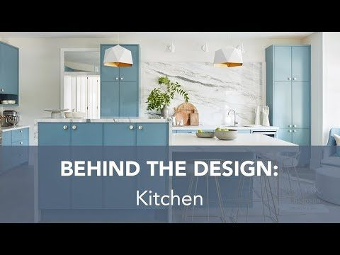 Behind The Design Kitchen Sarah Off The Grid S2 Youtube