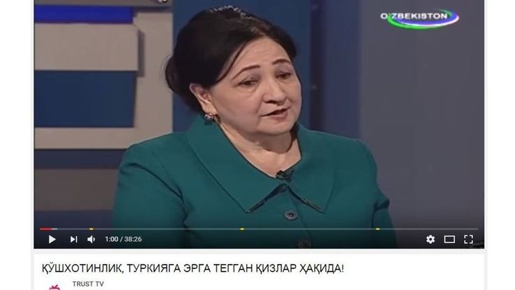 A crackdown on the practice has led to an intense online debate in Uzbekistan.