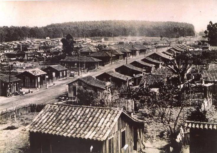 Vila dos Mineiros do carvao em Criciuma SC Brasil