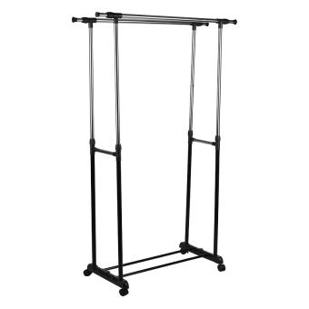 Buy Double Pole Clothes Rack online at Lazada Philippines. Discount prices and promotional sale on all Wardrobe Organisers. Free Shipping.