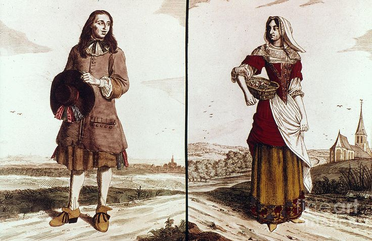 a look at the traditional english courtship in the 17th century For diners in eighteenth-century england, the cultural customs of dining were the  focus  dress for dinner was important because young men and women looking  for a  consequently, this arrangement was favorable to courting because the.